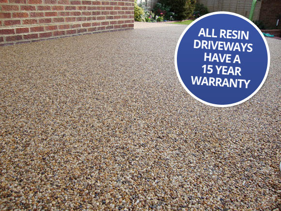 Resin Bonded Driveways Cheshire