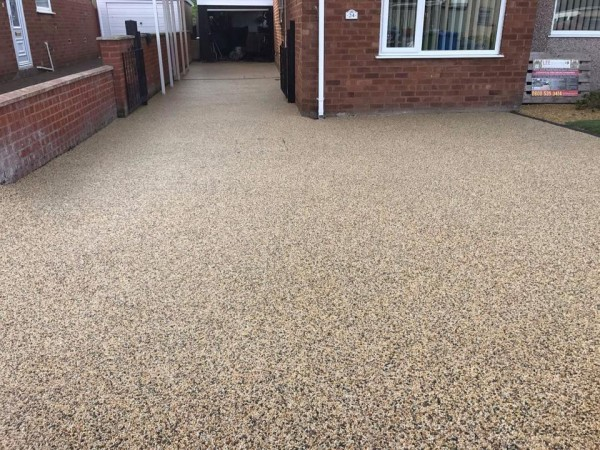 Resin Driveway – Chester